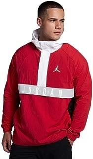 Nike Air Wings Anorak Red/Black/White Pullover Wind Jacket