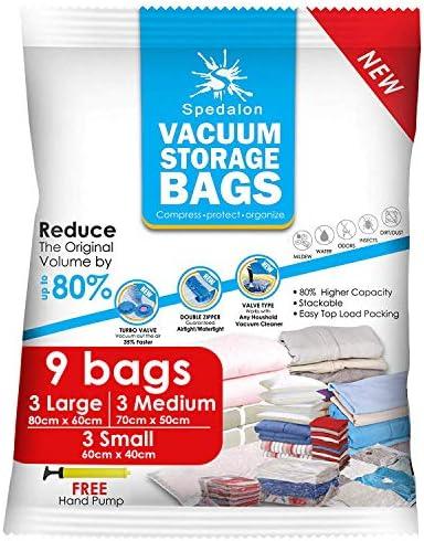 Best vacuum storage bags for blankets