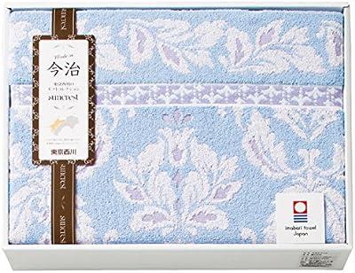 タオルケット(140×190cm)ブルー RR86010502