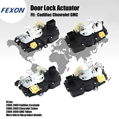 Genuine GM Door Lock Actuator Motor 25876385