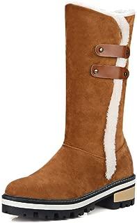 BalaMasa Womens ABS13979 Pu Boots