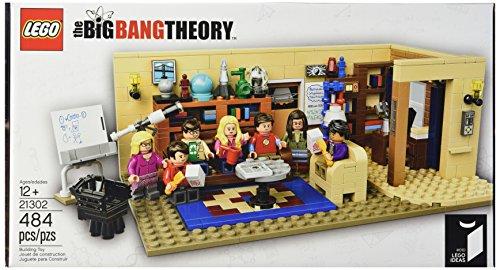 Lego, set di costruzioni Lego, set deluxe limitato con motivo Big Bang Theory