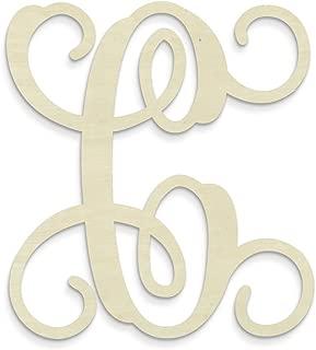 vine monogram font