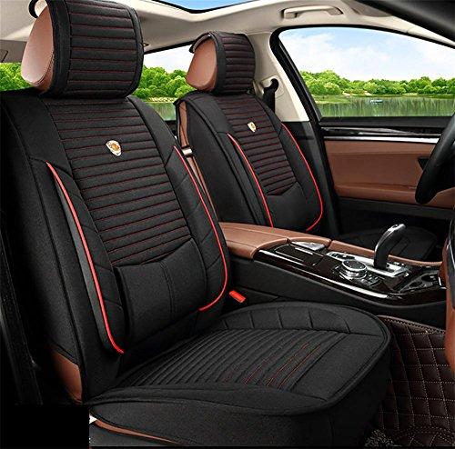 AMYMGLL Coussin de voiture Général Couverture Linge Deluxe (11Réglez) Edition standard (9set) Coussin voiture couverture générale Four Seasons Universal 4 Couleurs options , #30