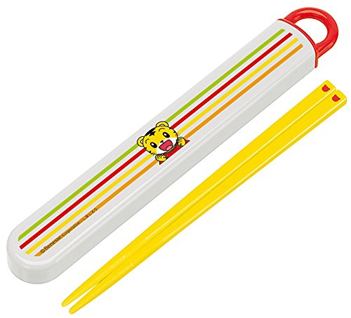 Sliding chopstick case set [Shimajiro]