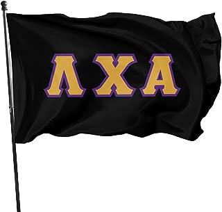 Bd1doierhua5 Lambda Chi Alpha Flag 3x5 Ft