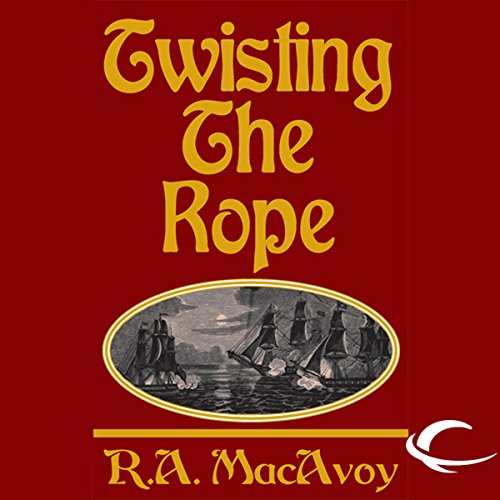 Twisting the Rope audiobook cover art