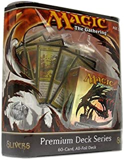 Magic The Gathering: Limited Edition Premium Deck Series: SLIVERS