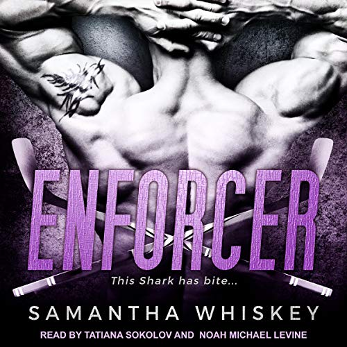 Enforcer cover art