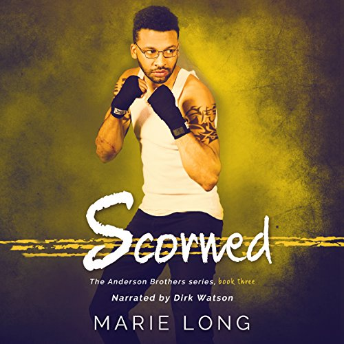 Scorned audiobook cover art