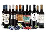 Spanisches Rotwein-Topseller-Probierpaket