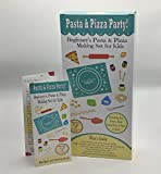 Kids Cooking - Pasta & Pizza Party! - Beginner's Pasta & Pizza Making Set for Children w/ Easy...