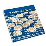 Leuchtturm de Numis-forma de álbum para 2 Euro monedas conmemorativas de todos los países del euro, alemán, Volumen 6