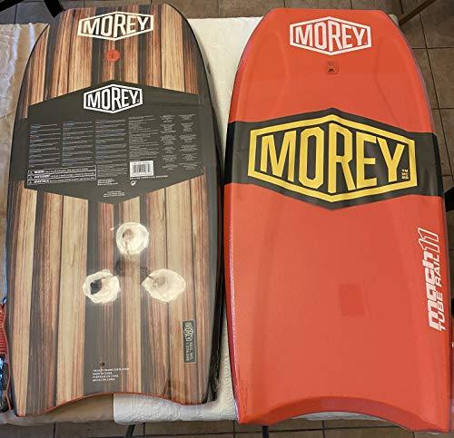 Morey Mach 11 Tube Rail Orange