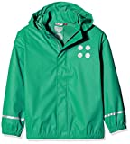 Lego Wear Jungen Jonathan 101-RAIN Jacket Regenjacke, Grün (Light Green 835), 128