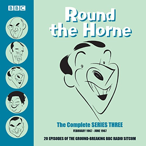 Round the Horne: Complete Series 3 cover art