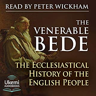 The Ecclesiastical History of the English People cover art
