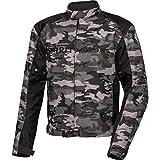 Spirit Motors Motorradjacke, Motorrad Jacke Motorradjacke Hellfire Textil für Herren M