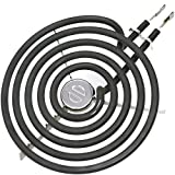 WB30M1 Stove Burner Surface Element 6' 5 Turns by Beaquicy - Replacement for Kenmore GE Hotpoint Electric Range Burner