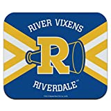 Riverdale River Vixens Cheer Logo Low Profile Thin Mouse Pad Mousepad
