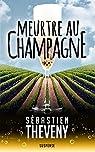 Meurtre au champagne par Theveny