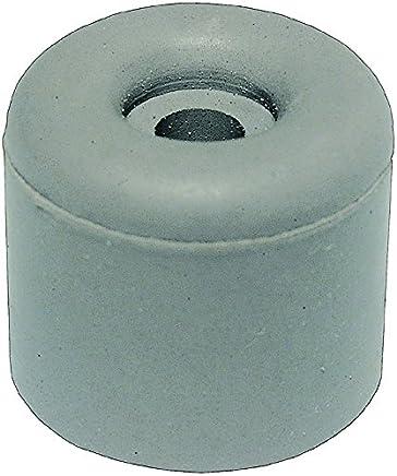 HSI 664046.0 T/ürstopper Kunststoff wei/ß 27x30mm 6 St St/ück
