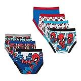 スパイダーマン パンツ ブリーフ 7枚セット 下着 男の子 子供用 (4歳) [並行輸入品]