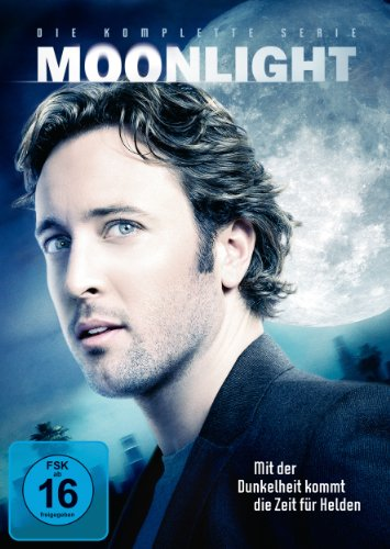 Moonlight - Die komplette Serie (4 DVDs)