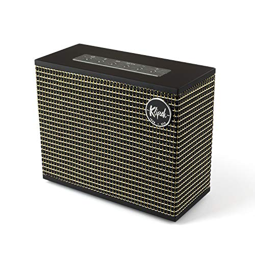 Klipsch Heritage Groove Portable Bluetooth Speaker in Black