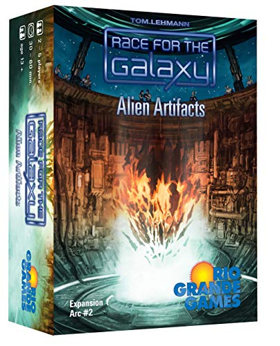 Ystari Games - Race for the Galaxy : Artefacts Aliens VF