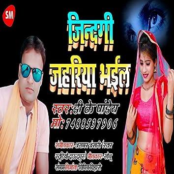 Jindagi Zahariya Bhaiil (Bhojpuri Song)