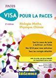 Visa pour la PACES - Biologie, Maths, Physique, Chimie - Ediscience - 01/06/2016
