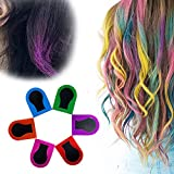 Baal Set of 6 Pcs Hair Coloring Chalk Temporary Coloring Chalk for Hair