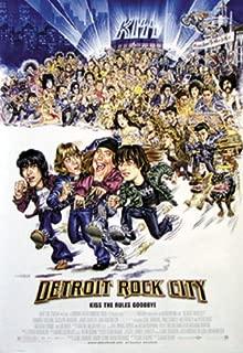 Detroit Rock City - Movie Poster (Size: 27'' x 40'')