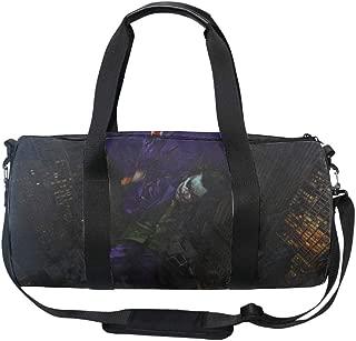 The Joker Gym Duffle Bag Drum tote Fitness Shoulder Handbag Messenger Bags