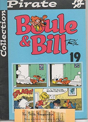 BD Pirate : Boule et Bill, tome 19 : Globe-trotters