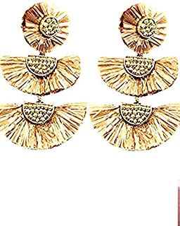 Best jasmine tassel drop earrings Reviews