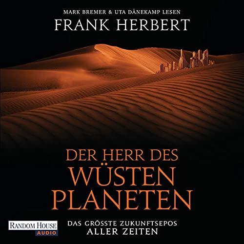 Der Herr des Wüstenplaneten: Der Wüstenplanet 2