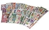 IMPACTO COLECCIONABLES Billetes del Mundo, 50 Billetes Diferentes de 50 Países Distintos
