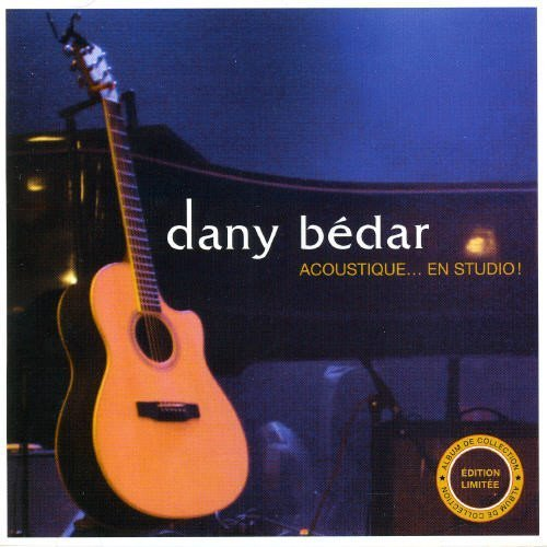 Acoustique En Studio by Dany Bedar