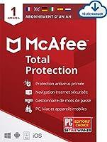 Logiciel de sécurité McAfee (Download)