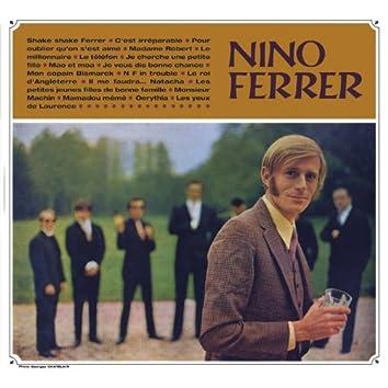 Nino Ferrer (Les EP 1966 - 1968)