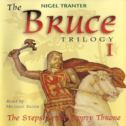 The Bruce Trilogy 1 audiobook cover art