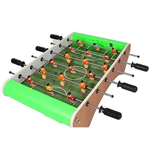 WCJ Table Top Foosball/Fußball-Spiel, umweltfreundliche Material, High-Density-Platte, automatische Integration, 51 * 30 * 14cm