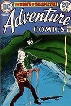 Adventure Comics: The Wrath of the Spectre! (20N431F30415, Vol. 1, No. 431, February 1974)
