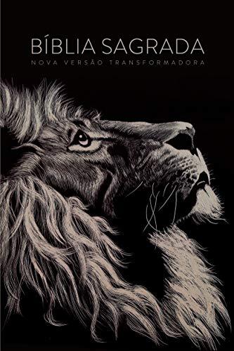 BÍBLIA NVT LG CAPA SOFT TOUCH - LION HEAD