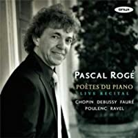 Poetes du Piano - Live Recital by Roge (2010-08-10)