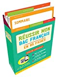 Boîte à fiches Réussir mon bac français 2019