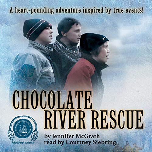 Chocolate River Rescue cover art
