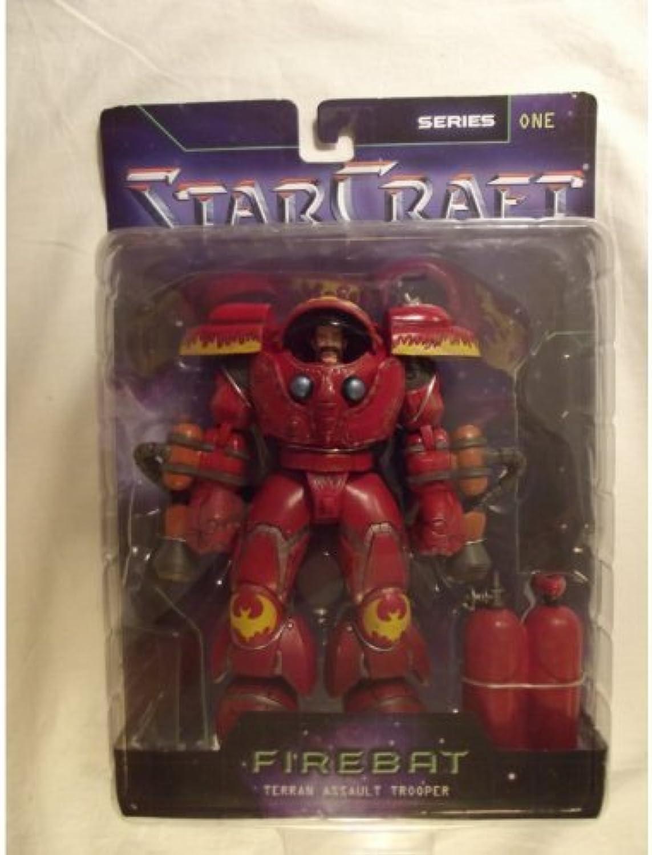 Starcraft Series One FIREBAT Terran Assalt Trooper by StarCraft